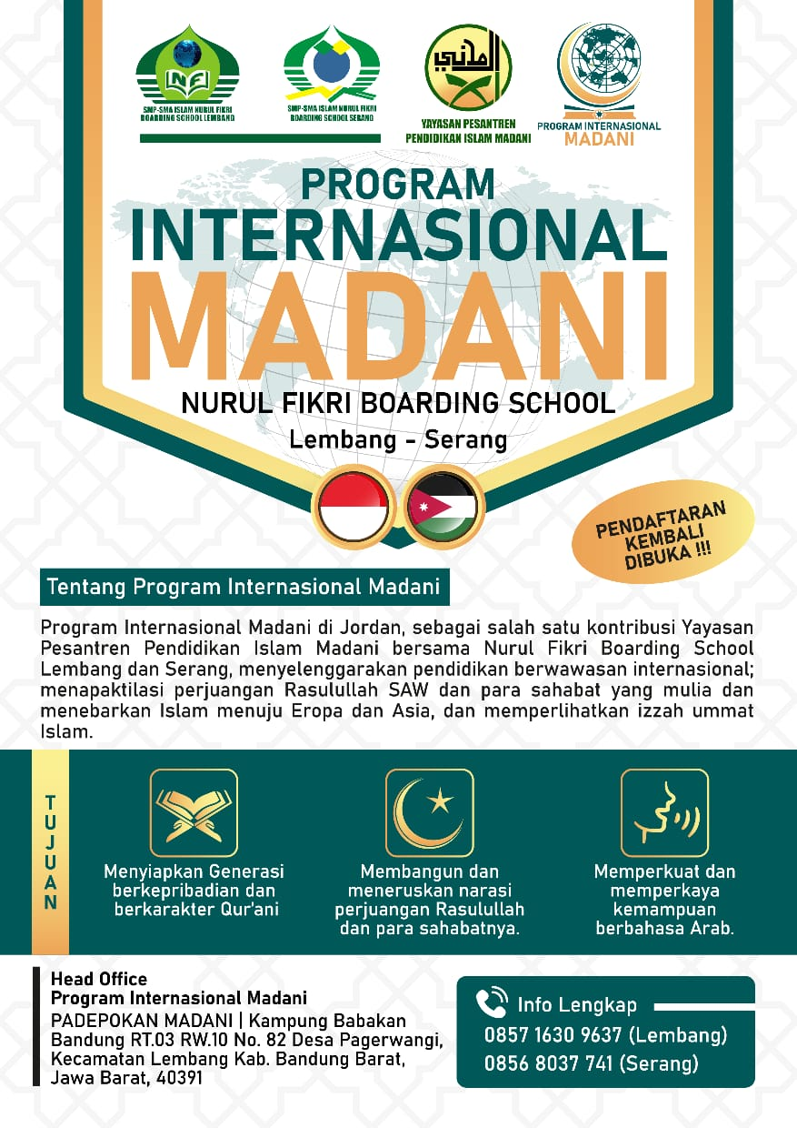 PROGRAM INTERNASIONAL MADANI